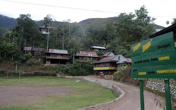 Un petit village d'Indonésie devenu champion de la lutte antitabac