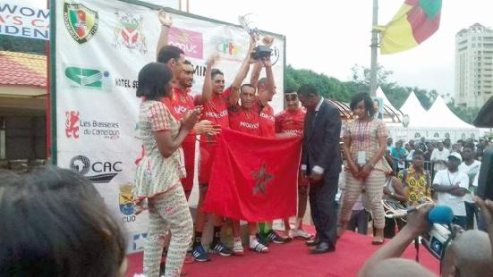 Er-Rafai remporte le Tour cycliste du Cameroun