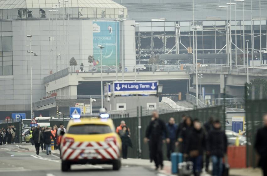 La Belgique frappée par la barbarie