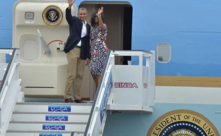 Après son voyage historique à Cuba, Obama se rend en Argentine