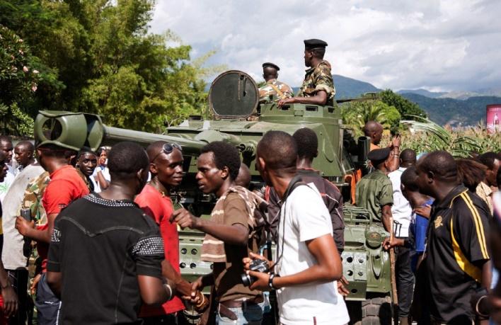 Burundi: un deuxième officier de l'armée assassiné mardi