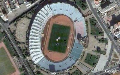 Interdiction des ultras et fermeture du Complexe Mohammed V