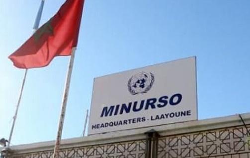 Le personnel du bureau de liaison de la MINURSO à Dakhla transféré à Aousserd
