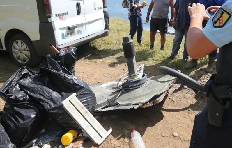 """Les débris trouvés au Mozambique """"presque certainement"""" issus du MH370"""