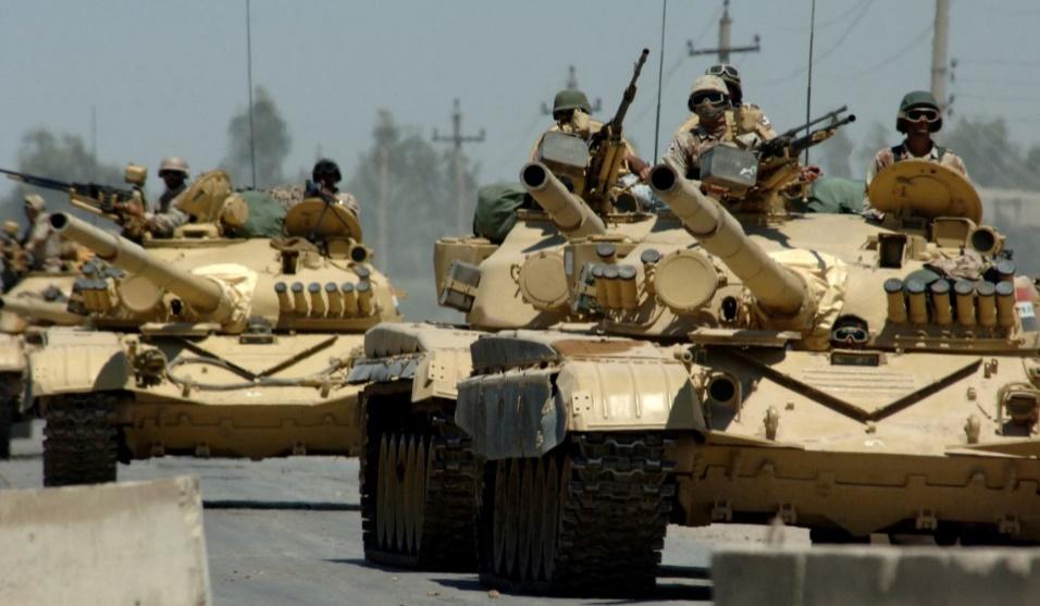 L'Irak lance l'opération pour la reprise de Mossoul à l'EI