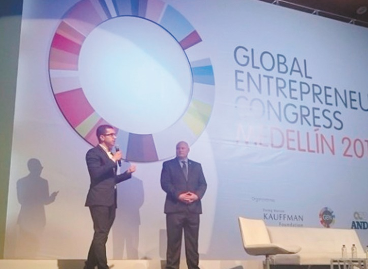 Trois start-up marocaines au 8ème Congrès mondial de l'entrepreneuriat en Colombie