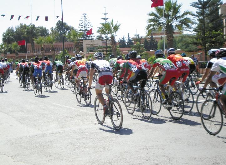 Participation de 120 coureurs cyclistes au Tour du Maroc 2016