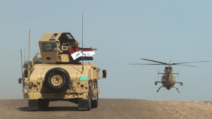 Double offensive à Palmyre et Mossoul L'EI sous pression