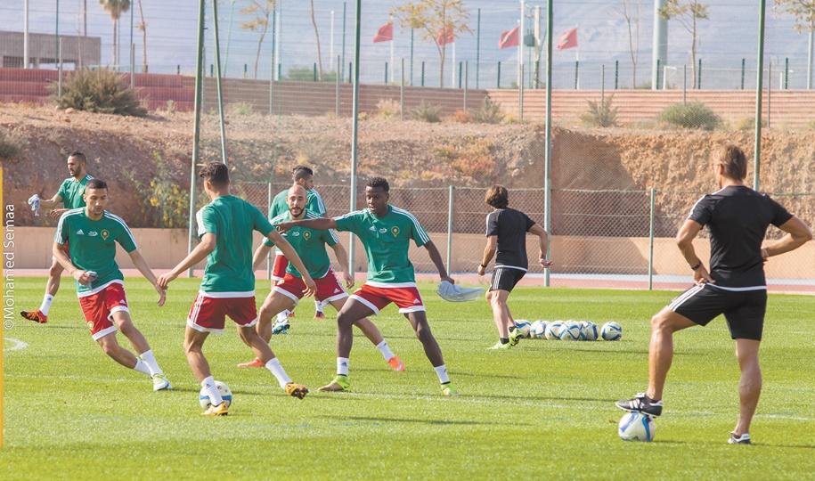 Une victoire du Onze national à Marrakech serait une assurance pour le public marocain