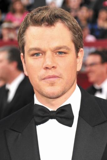 Les acteurs les mieux payés d'Hollywood : Matt Damon