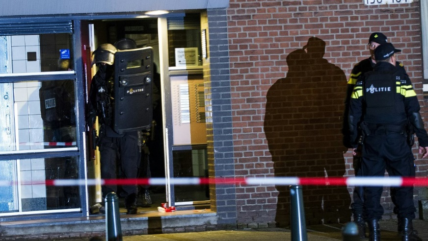 Projet d'attentat déjoué en France : Nouvelle opération policière à Rotterdam