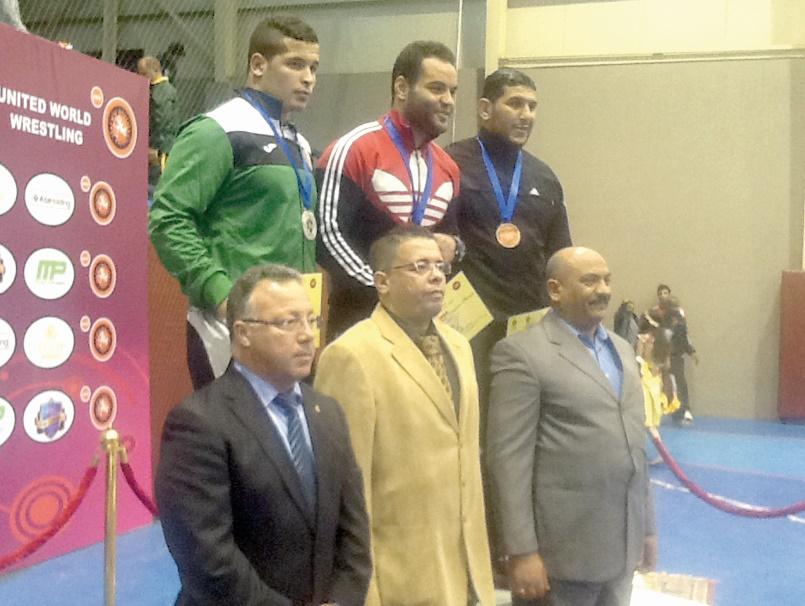 L'équipe nationale de lutte en quête de tickets pour les Olympiades de Rio