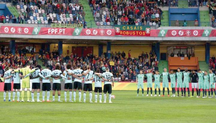 Emotions et sécurité pour Français et Belges autour du foot