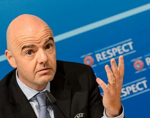 Infantino : Le terrorisme est une préoccupation pour la Fifa