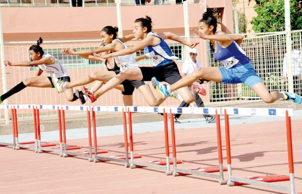 Championnat régional scolaire d'athlétisme