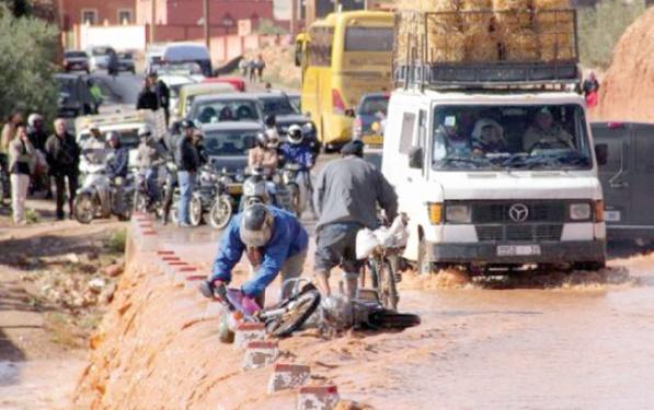 Des risques hydrologiques menacent plusieurs régions du Maroc