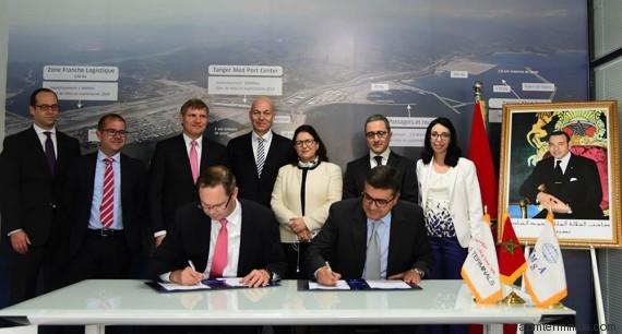 APM Terminals  investit 8,5 MMDH