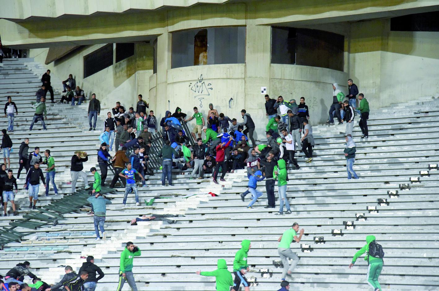 Campagne pour la prévention de la violence lors des manifestations sportives