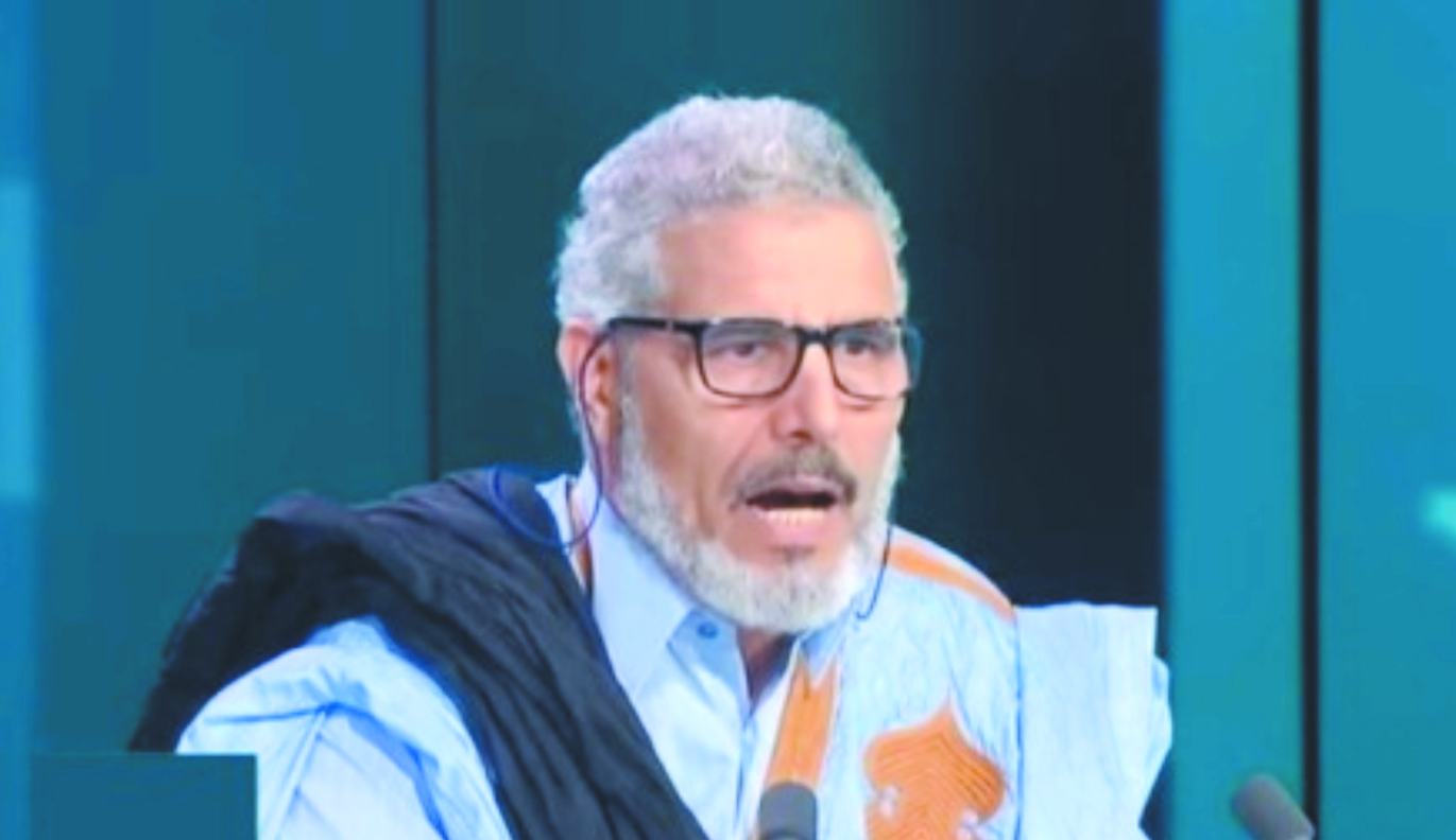 Mahjoub Salek : L'ONU ne veut pas de solution au Sahara