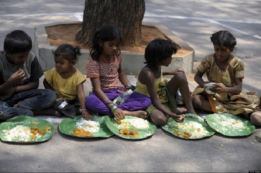 800 millions de personnes souffrent de malnutrition à travers le monde