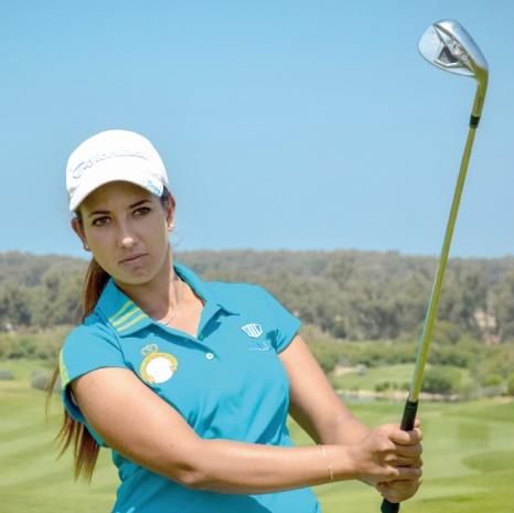 Haddioui s'illustre au Ladies European Tour