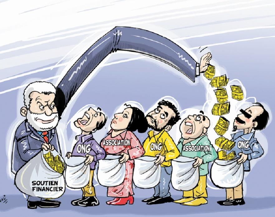 L'omerta sur les subventions publiques aux ONG