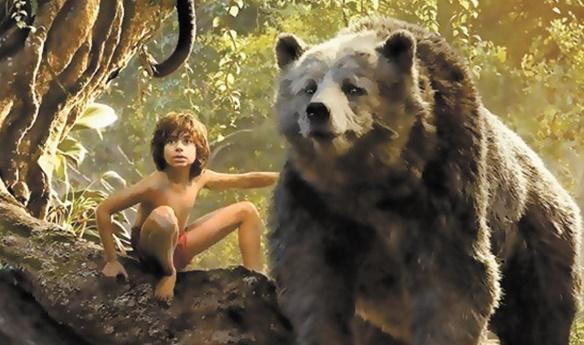 """""""Le Livre de la jungle"""" version 2016, une superproduction à la touche féminine"""