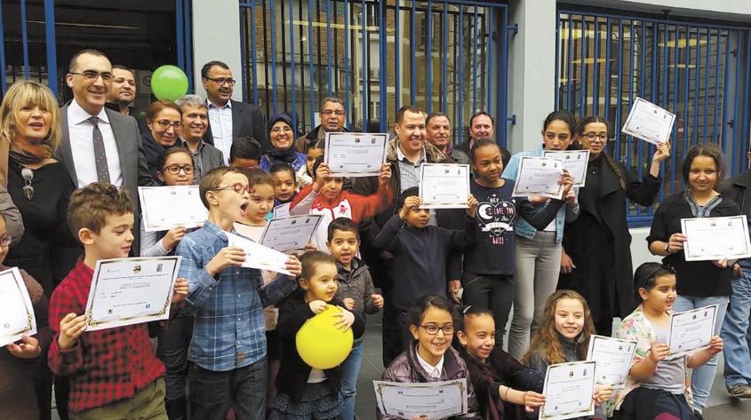 Le consulat du Maroc à Paris célèbre la Journée mondiale de l'art