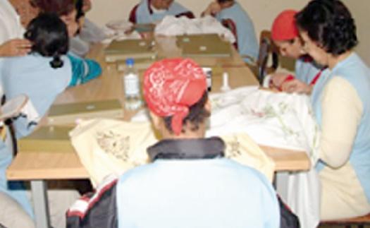 Progression du nombre de détenus bénéficiaires des programmes d'éducation et de formation