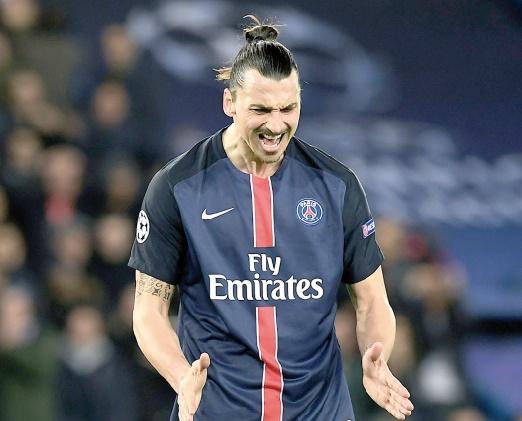 Ibrahimovic n'a pas fini de faire parler de lui