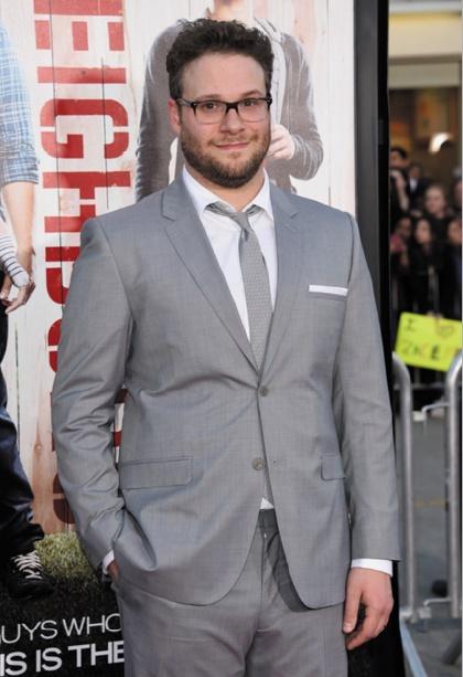 Les acteurs les mieux payés d'Hollywood : Seth Rogen