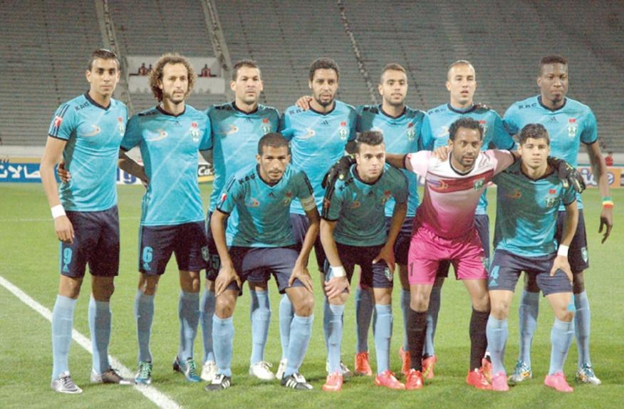 L'équipe du KAC                            Ph. Bahafid