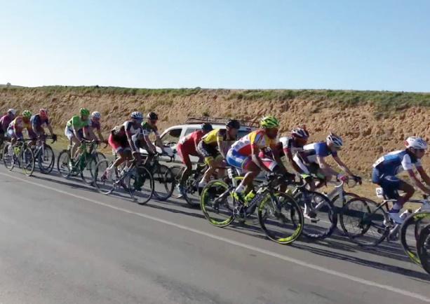 Alex Turrin remporte la 7ème étape du Tour du Maroc cycliste