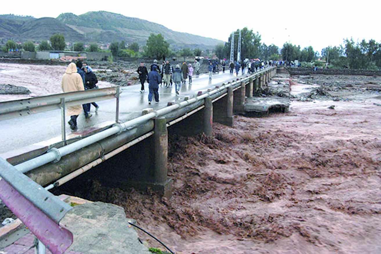 Pour la mise en place des mécanismes  de gestion des catastrophes naturelles