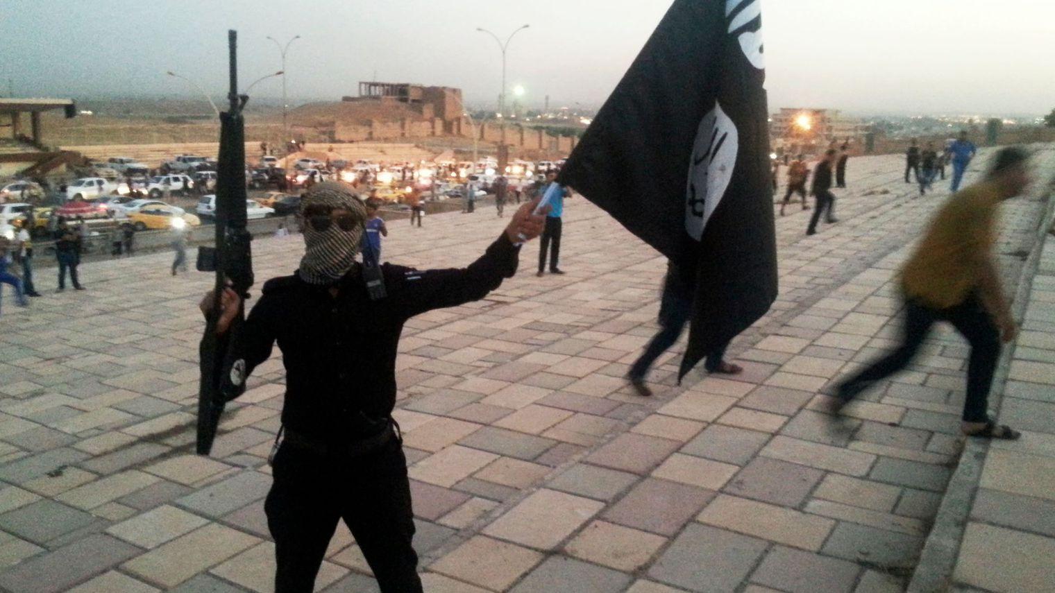 Les mouvements sociaux dans  le monde arabe et Daech