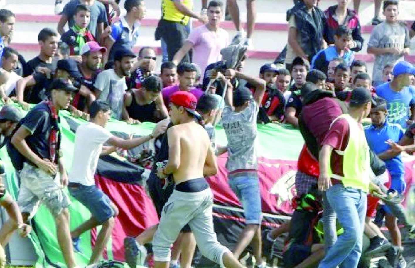 Imane Malki: La lutte contre le hooliganisme est tributaire  de l'adoption de lois nationales et de conventions internationales