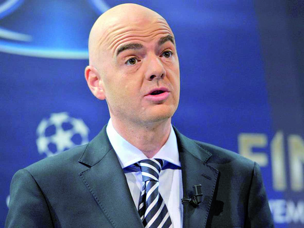 Infantino fustige les Panama Papers