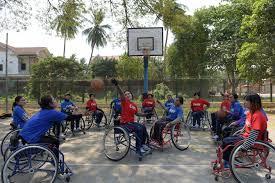 Au Cambodge, de premières basketteuses handicapées rêvent de changer les mentalités