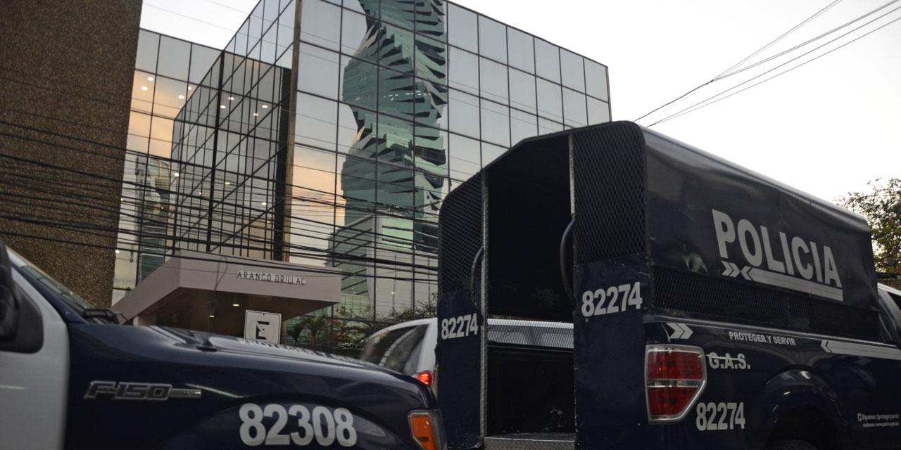 Perquisitions dans les locaux  de Mossack Fonseca