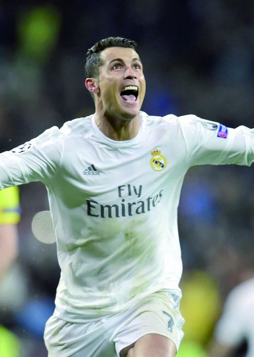 Cristiano Ronaldo Une nuit magique