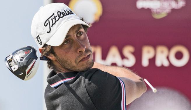 Stanislas Gauthier s'adjuge l'Open Madaef de golf