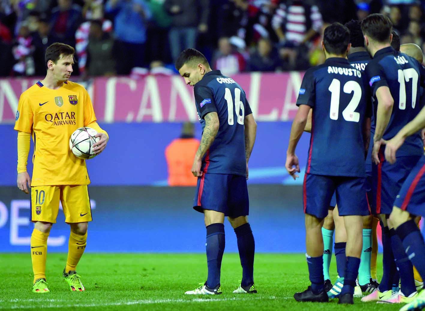 Deux géants et deux surprises au programme du dernier carré de la Ligue des champions