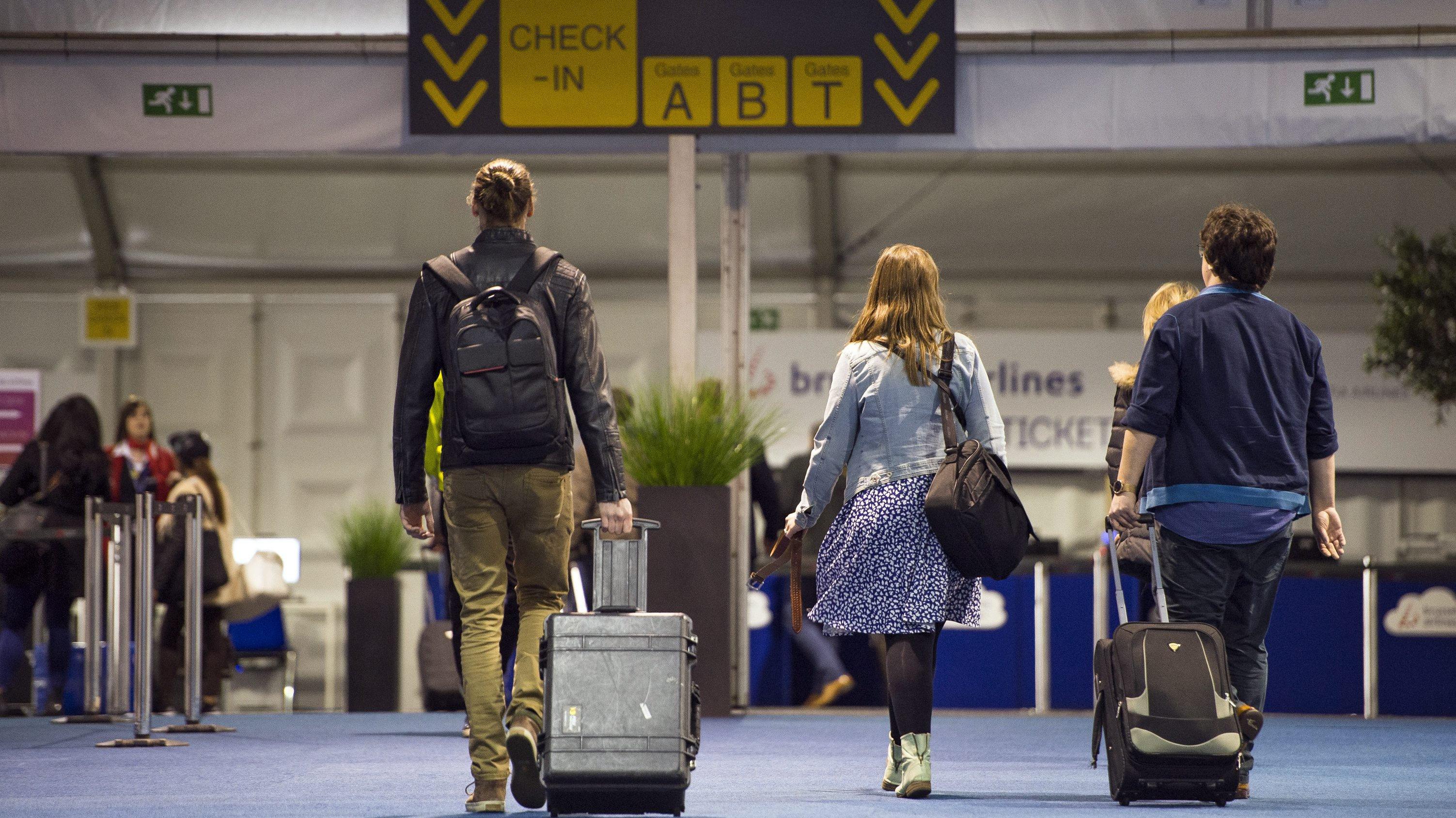 La relance des activités de  l'aéroport de Bruxelles compromise par la grève des contrôleurs