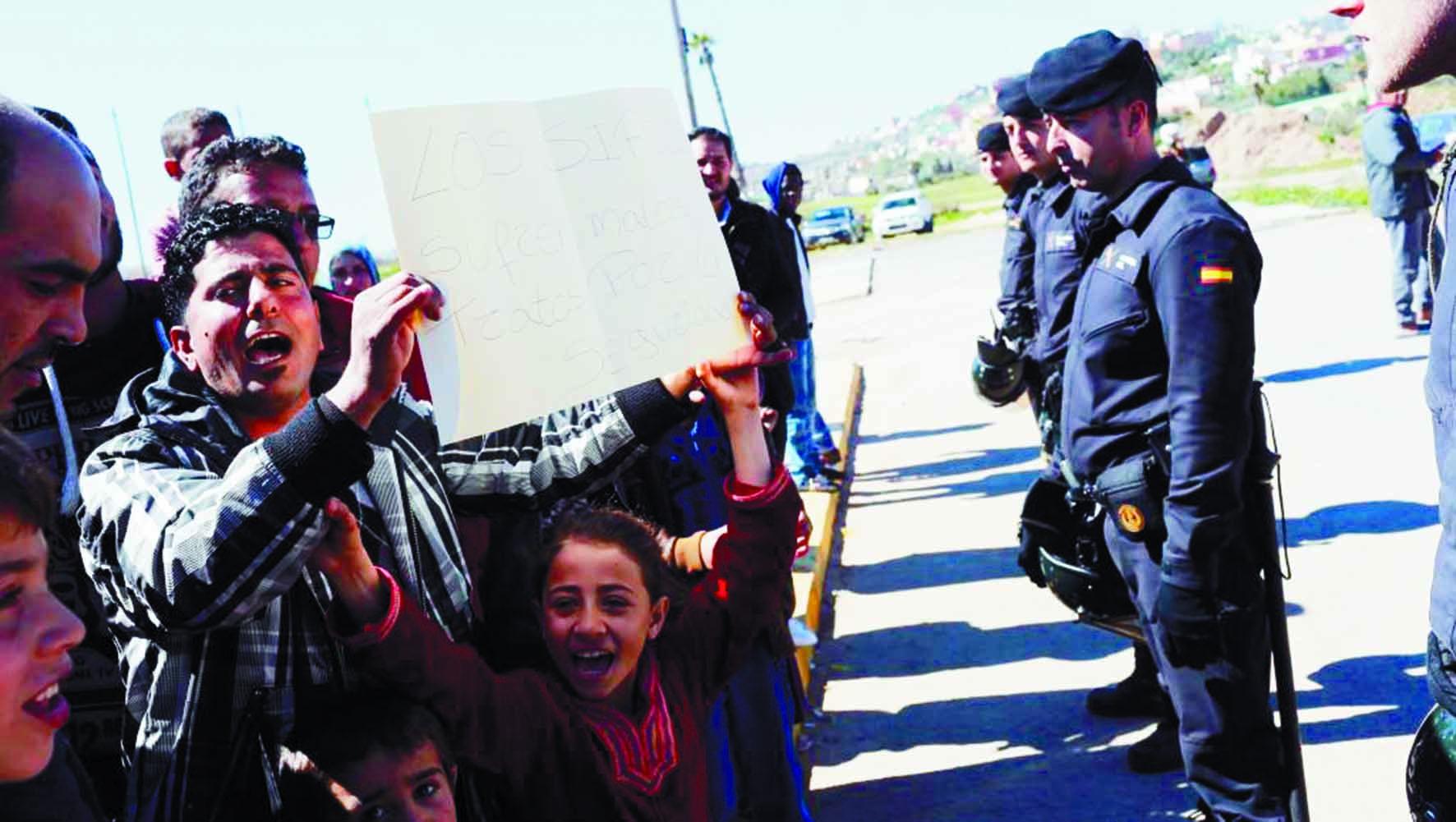 Réfugiés syriens : Pressions de Madrid sur Rabat et Alger