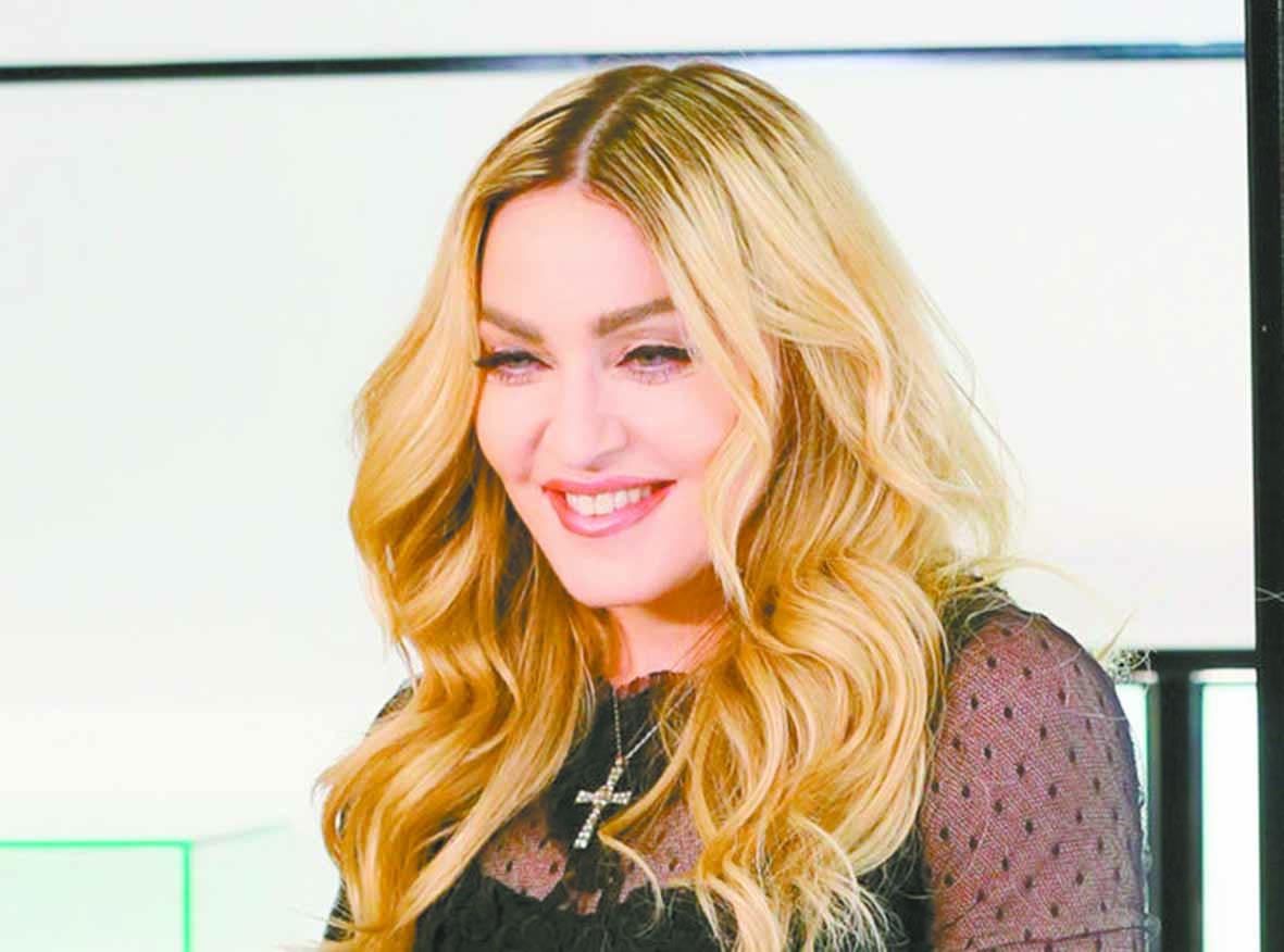 Des personnalités qui ont laissé leur famille dans la misère  : Madonna