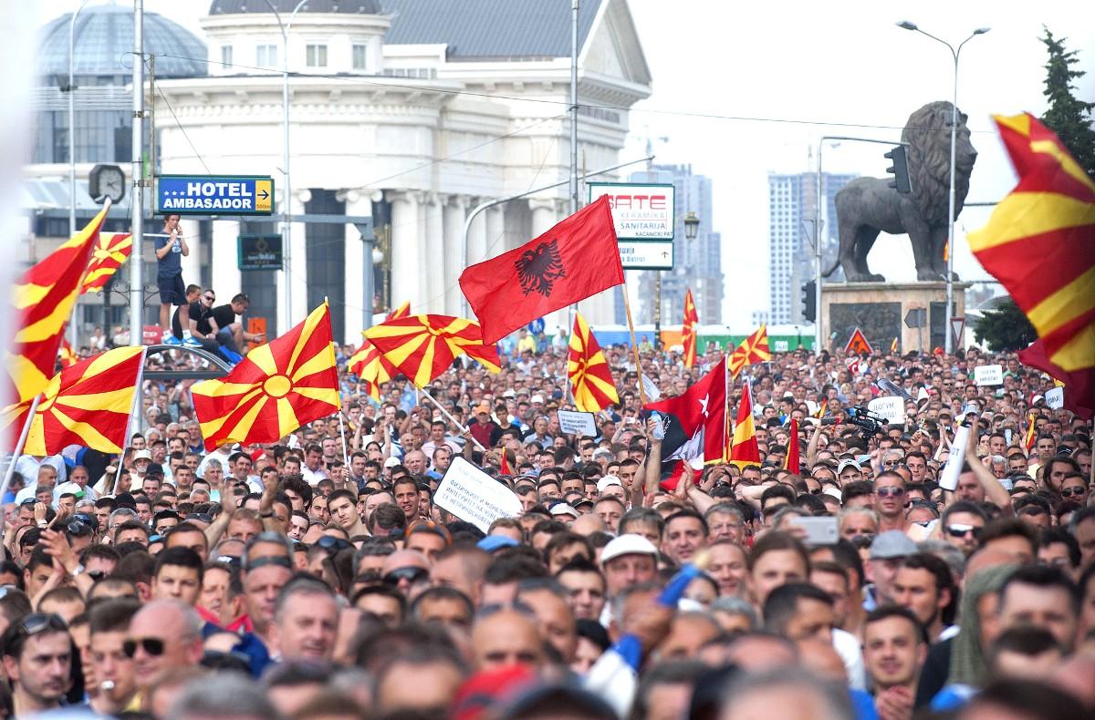 Les législatives  convoquées pour  le 5 juin en Macédoine malgré les appels au report