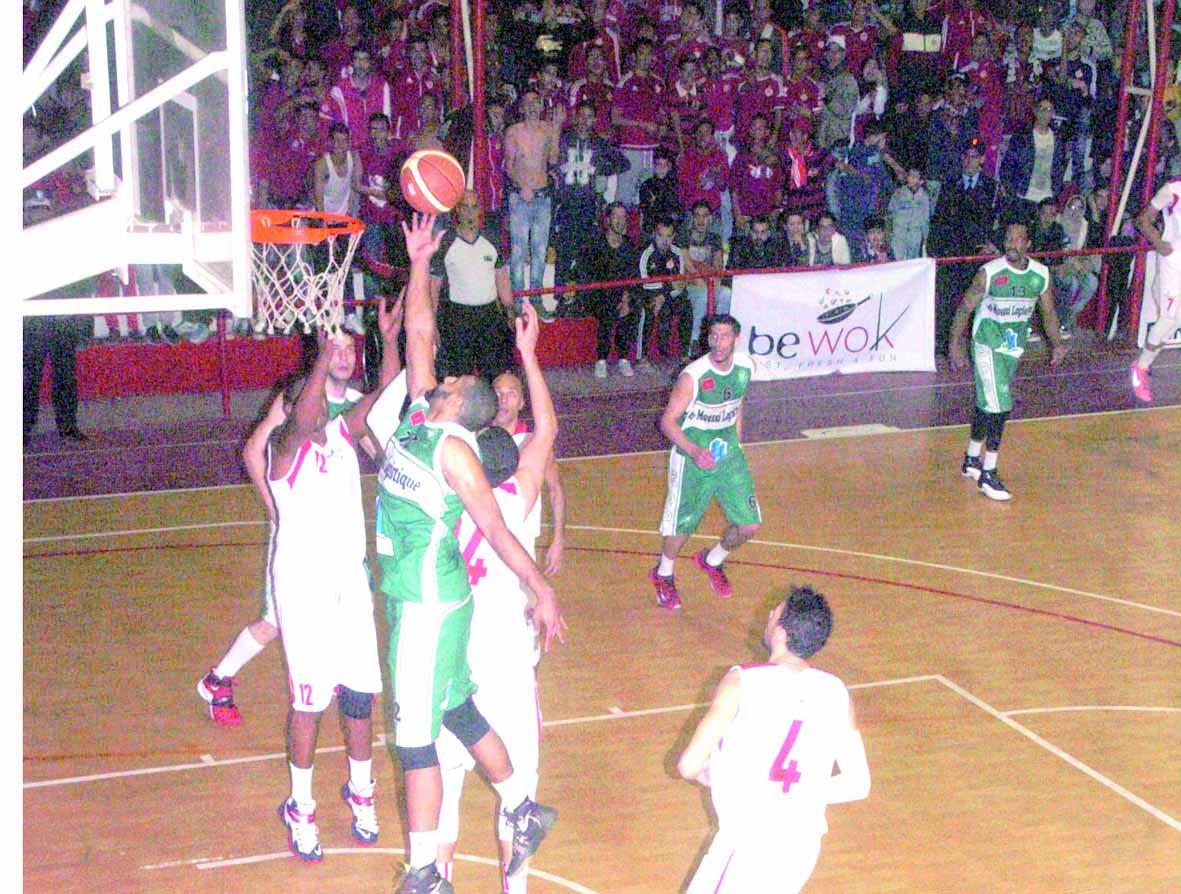WAC-IRT, tête d'affiche des quarts de finale de la Coupe du Trône de basketball