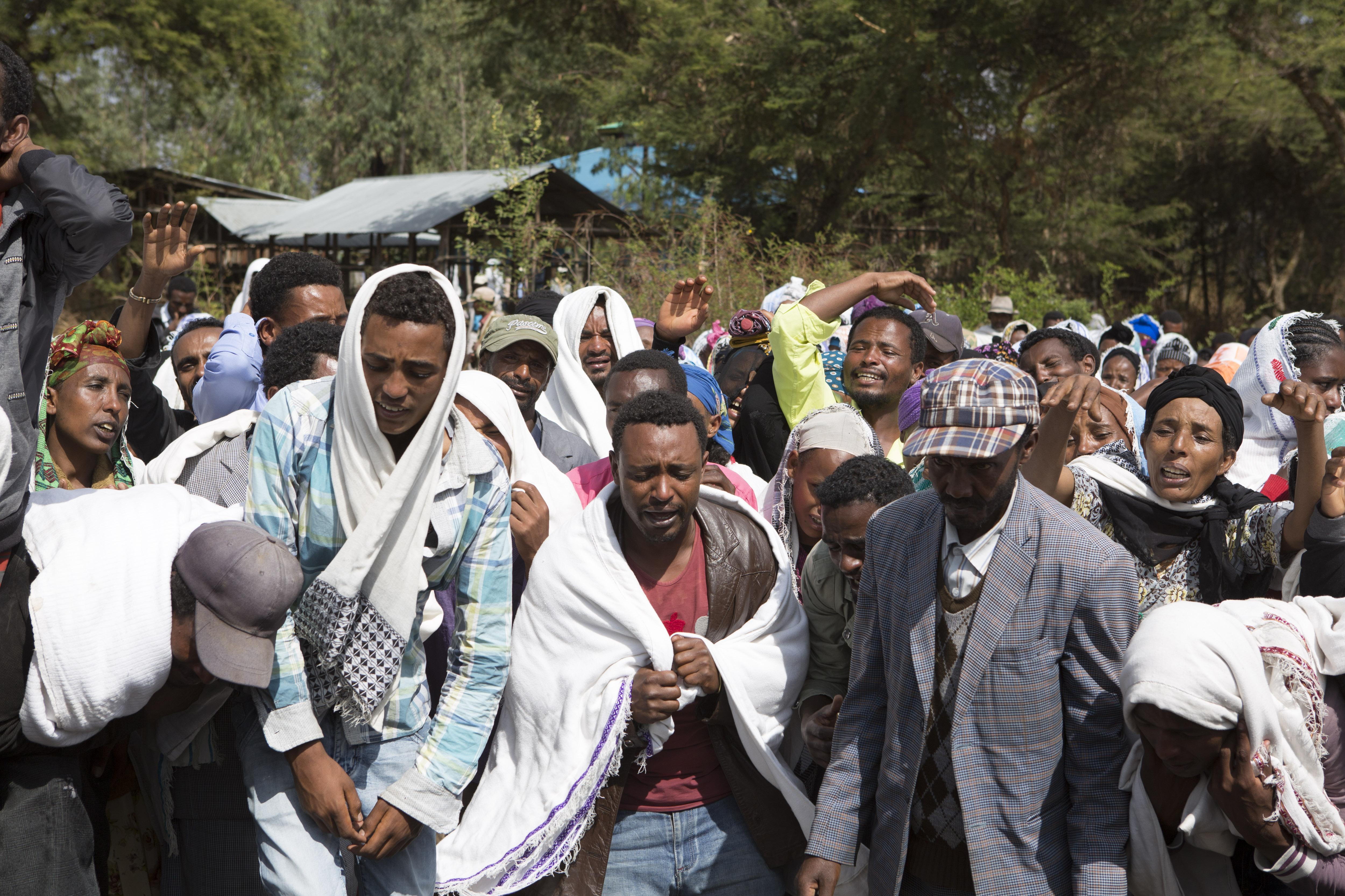 140 personnes tuées dans un raid en Ethiopie