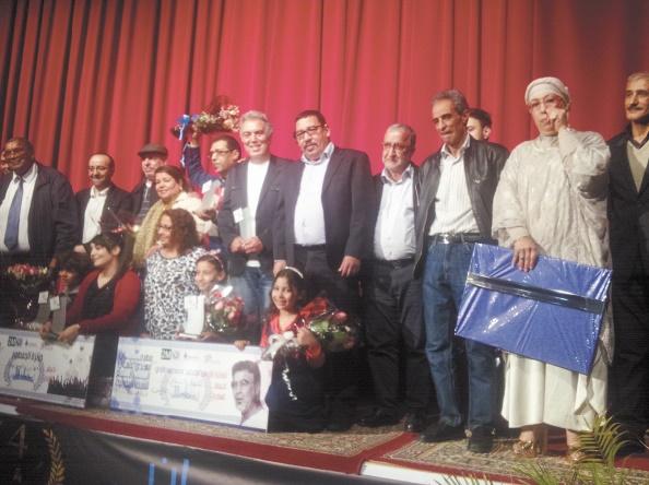 Clôture en beauté du Festival du cinéma de Sidi Othmane