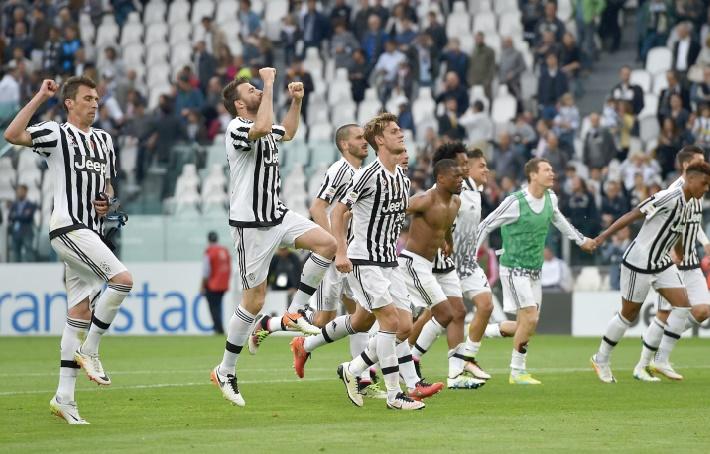 La Juve se rapproche d'un 5ème titre de rang